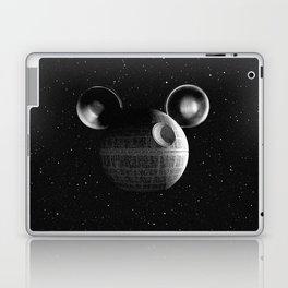 That's no moon... Disney Death Star Laptop & iPad Skin