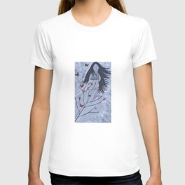 The Wind of the Spirit by Saribelle Rodriguez T-shirt