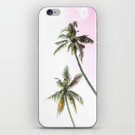 Dos Palmeras iPhone Skin