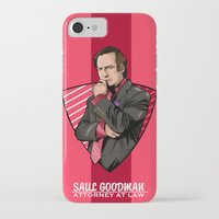 lawyer iPhone & iPod Cases featuring You need a lawyer? by Akyanyme