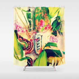 Secret Ceremonials I Shower Curtain
