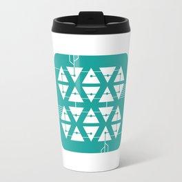 Geometric #3 Travel Mug