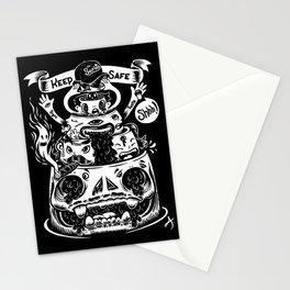 Family secrets Stationery Cards