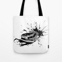 GTR Inked Tote Bag
