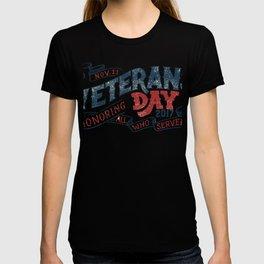 Veterans Day 2017 T-shirt