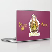 lannister Laptop & iPad Skins featuring Cersei by JessicaJaneIllustration