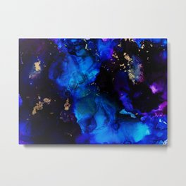 Star of the Shards Metal Print
