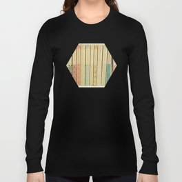 Old Books Long Sleeve T-shirt