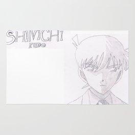 Shinichi Kudo Rug