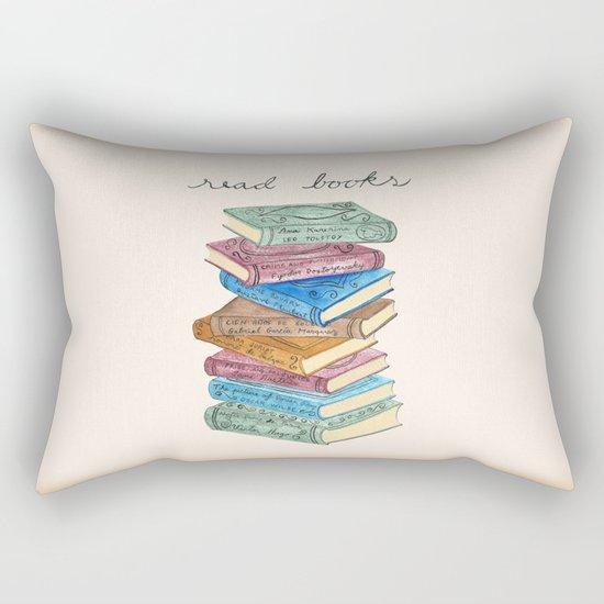 Love for reading Rectangular Pillow