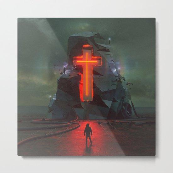 TERRAFORM (10.12.15) Metal Print