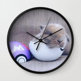 Pokebun #001 Wall Clock