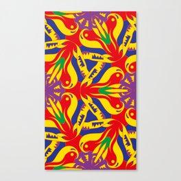 colorful pattern C Canvas Print