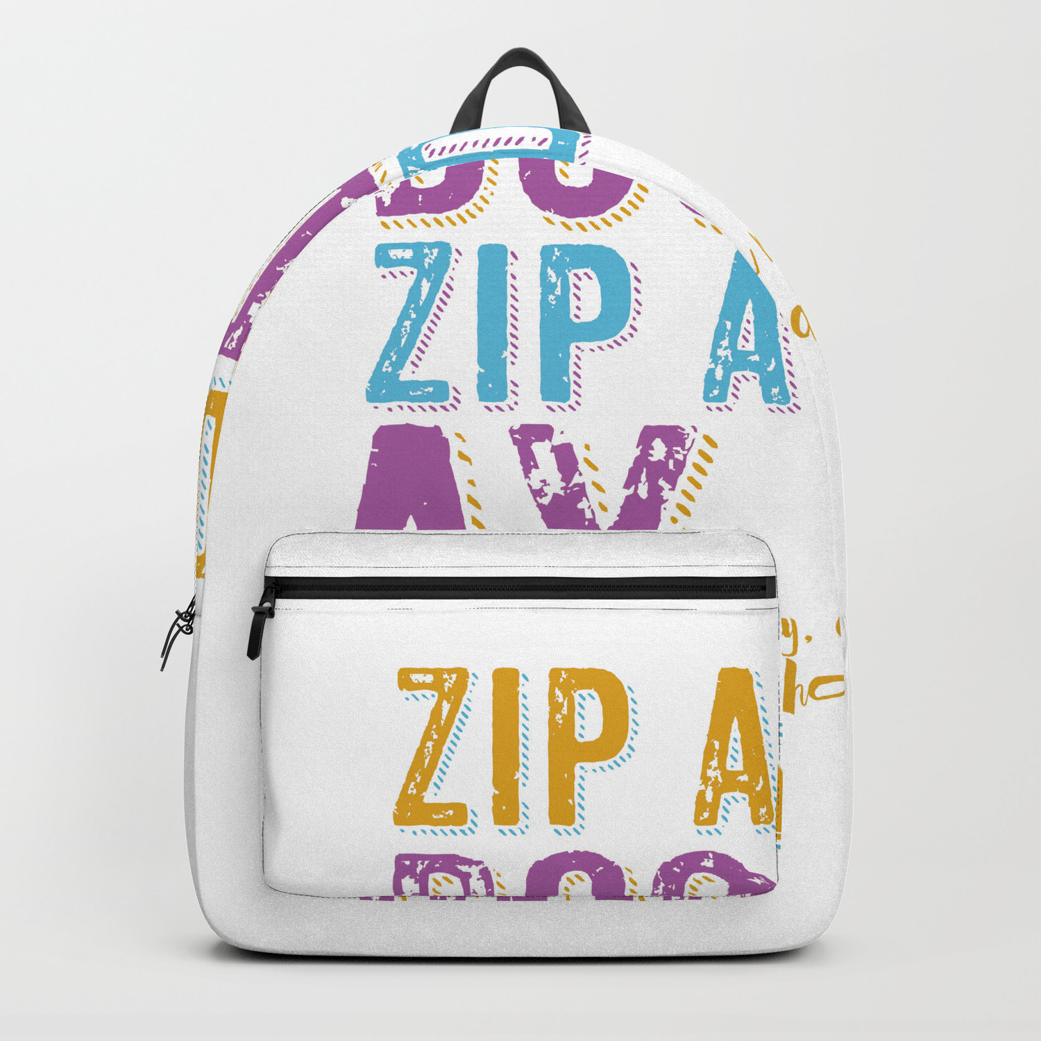 720fe110b82 Zip a Dee Doo Dah! Backpack by amnicr44