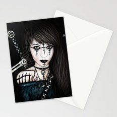 Voices in the Dark Stationery Cards