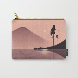 Skimming Stones Carry-All Pouch