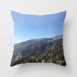 Just A Little Off The Top Throw Pillow