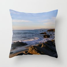 Second Valley Throw Pillow