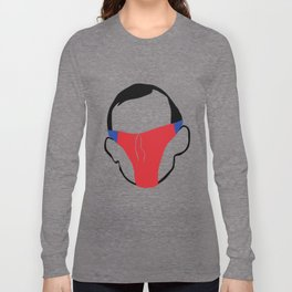 Budget Smuggler Long Sleeve T-shirt