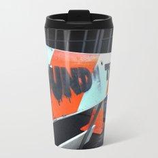 Sound Trench Metal Travel Mug