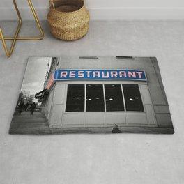 Toms Diner NYC Rug