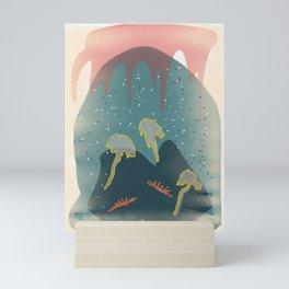 Burgess Shale Study No. 1 Mini Art Print