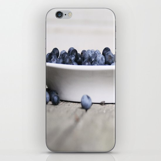 Blueberry Hill iPhone & iPod Skin