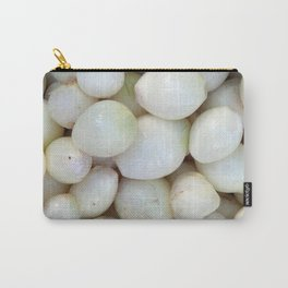 Berries, fruits and vegetables still life Carry-All Pouch