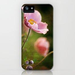 sweet flower iPhone Case