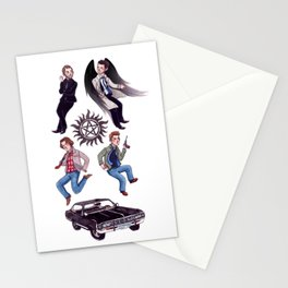 The Hunters Stationery Cards