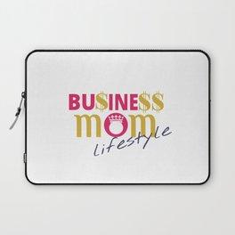 Business Mom Lifestyle Laptop Sleeve