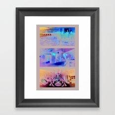 Project E Framed Art Print