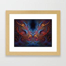 The Siphon Framed Art Print