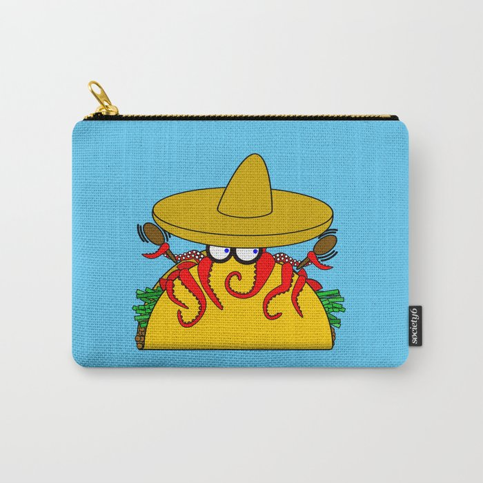 Tako Tuesday Carry-All Pouch