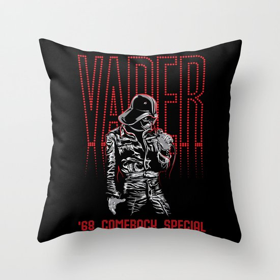 68 Comeback Special Throw Pillow
