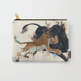A Battle of Wills Carry-All Pouch