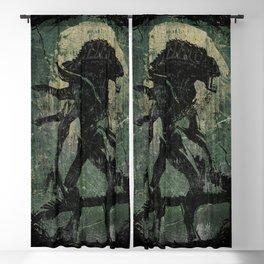 Monster Blackout Curtain