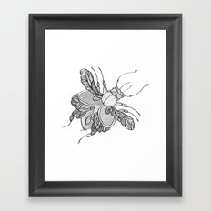 bugbug Framed Art Print