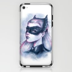 Catwoman Sketch  iPhone & iPod Skin