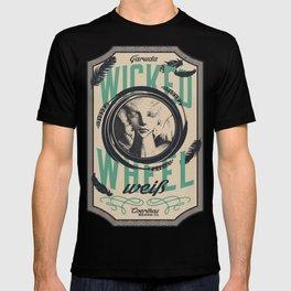 Wicked Wheel Weiß    FFXIV T-shirt