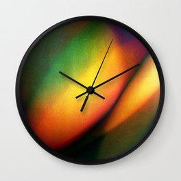 MANGOS FOR DINNER Wall Clock