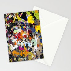 Palette. In the original sense of the word. Stationery Cards