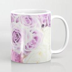 Paris soft roses, violet, purple, yellow Mug