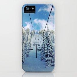 Chairway to Heaven iPhone Case