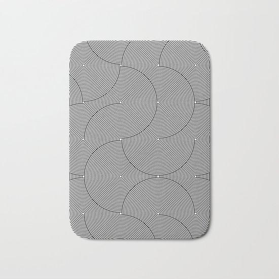 concentric 03 Bath Mat