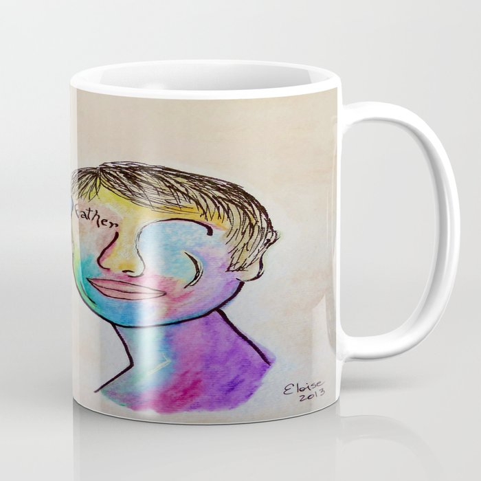 American Sign Language . . . Father Coffee Mug