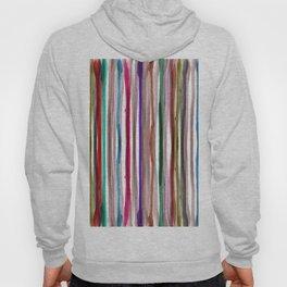 Rainbow Stripes 2 Hoody