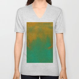 Abstract No. 325 Unisex V-Neck
