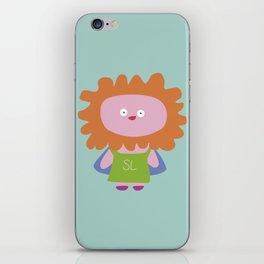 """Super Leona"" iPhone Skin"