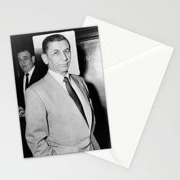 Meyer Lansky Photo - 1958 Stationery Cards